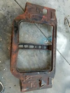 1960 1961 1962 Dodge Plymouth Chrysler Radiator Core Support Brace Panel Mopar