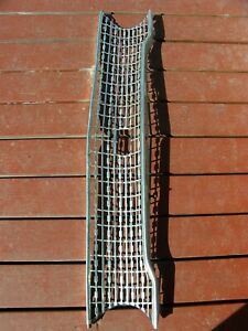 1963 Ford Galaxie 500 Xl Grill Oem Country Squire