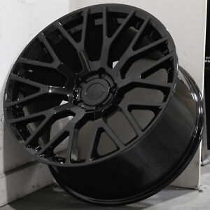 4 New 19 Rep Performance Pack Style Fit Mustang Wheel 19x10 19x11 5x114 3 35 50