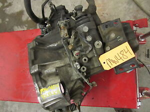 Manual Transmission 5sfe Engine Motor Front Wheel 2wd 90 91 92 93 Celica Gt Gts