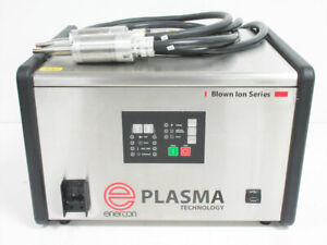 Enercon Plasma Blown Ion Generator Dual Head Plasma Treater Lm5843 bi 2hst 02