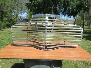 1941 Chevrolet Special Deluxe Grill Oem