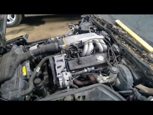 Engine 8 350 5 7l Base Vin 8 8th Digit Fits 86 91 Corvette 1243544