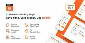 Bookly Pro Appointment Booking And Scheduling Software System