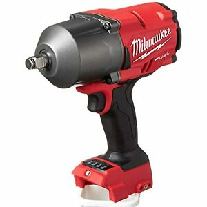 Milwaukee 2767 20 M18 Fuel High Torque 1 2 inch Impact Wrench With Friction Ring
