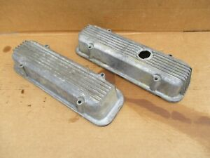 1984 1985 Buick Grand National 3 8 Turbo Engine Valve Covers Need Paint Oem