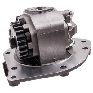 Gear Style Hydraulic Pump For Ford For New Holland Tractors 5000 5100 5900 7000