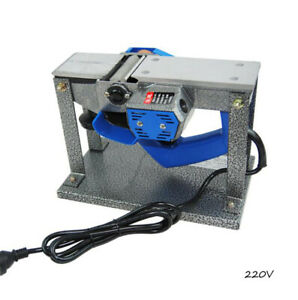 220v Small Flat Planning Machine 1200rpm Electric Portable Planer Woodworking