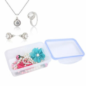 Electronic Components Battery Organizer Storage Box Jewelry Container Accessory