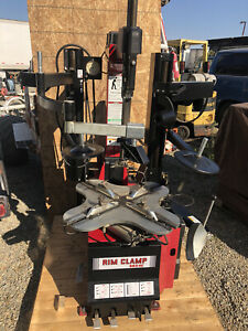 Coats 9024e Rim Clamp Tire Changer Tire Machine