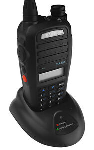 Dsr Uhf 430 470mhz 5w Radio Police Fire Replacement For Vertex Vx 351