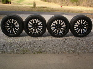 Ford Mustang Factory Pp Wheels And Tires New