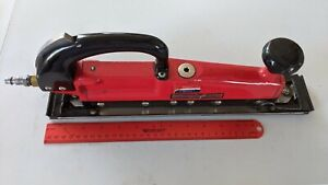 Dual Piston Straight Line Sander Atcoa Viking Made In Usa D2 Allen Air Product