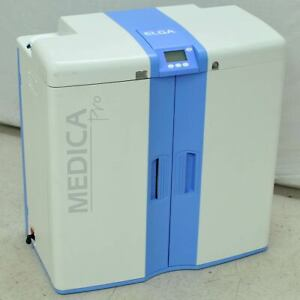 Elga Mp030rbm1 115 us Water Purification System 30l hr Clrw From Tap Water