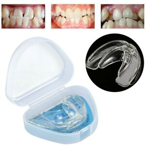 Teeth Retainer Orthodontic Brace Dental Mouth Guard Tray Teeth Alignment Trainer