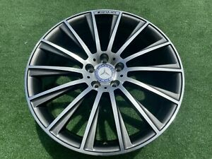 Mercedes S560 S550 Wheels 85353 Front New A2224010400