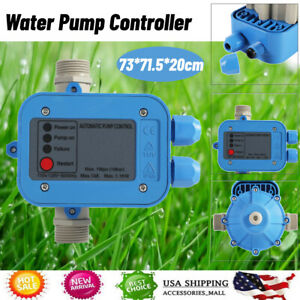 Water Pump Controller Automatic Electric Switch Control Water Pump Pressure