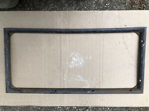 1928 1929 1930 1931 Model A Ford Rear Window Frame Windows Body Coupe Tudor 29 6