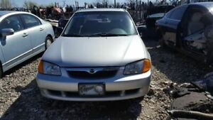Wheel 15x6 Alloy 5 Solid Spokes Fits 99 03 Mazda Protege 1408221