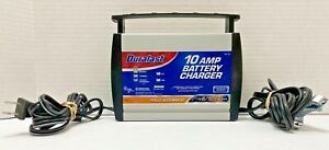 State Of The Art Duralast 10 Amp Battery Charger And Maintainer Dl 10