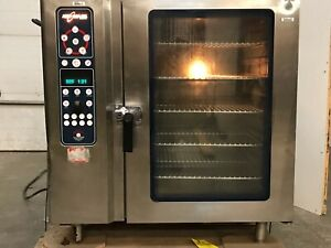 Alto Shaam Steam Convection Combitherm Oven 208 240v 10 18ml Tested