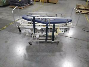 Pedi porter Youth Stretcher Wheeled Medical Hospital Bed Tested Working