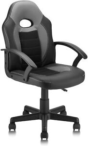 Ergonomic Office Gaming Desk Executive Chair Leather Swivel Computer Chair