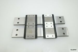 Cpc Used Mr15wn 242l 2r4b Lm Guide Linear Bearing Thk Srs15w Type Lmg i 949 1m24