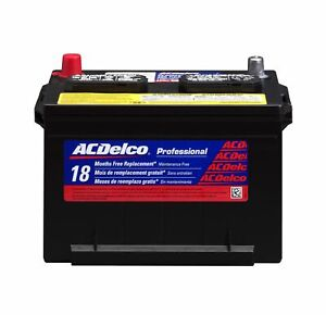 Acdelco 58rp Battery