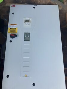 Abb 150 Hp Vfd Variable Frequency Drive With Bypass