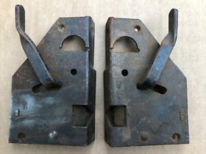 1926 1927 Model T Ford Roadster Door Latches Latch Roadster Touring Trog 26 27 5