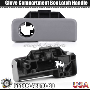 Glove Compartment Box Latch Handle For 4 2010toyota Sienna 55506 ae010 b0 Us