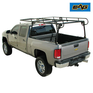 Truck Contractor Ladder Pickup Lumber Utility Kayak Rack 800lb Load