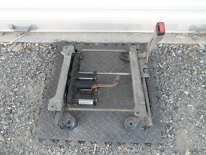 2008 2010 Ford Super Duty F250 F350 Power Seat Track Passenger 08 09 10