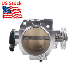 For Acura honda Dc5 Ep3 Fg K series K20 Swap 70mm Bolton Throttle Body W sensor