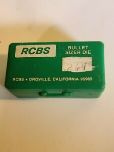 RCBS 264 Lube Sizer RCBS LUBE A MATIC nice $33.99