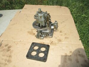 1953 1954 Lincoln Holley 891 1 Carburetor Carb Mercury Ead 9510 n Teapot
