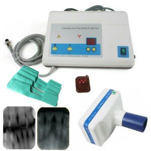 Dental X Ray Mobile Film Imaging Equipment Portable Digital Film Low Dose System