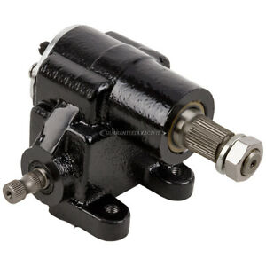 For Chevy Vega Monza Manual Steering Gear Box Gearbox Tcp
