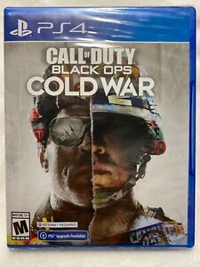 Call of Duty: Black Ops Cold War Sony PlayStation 4 PS4 2020 Brand New Sealed $52.99