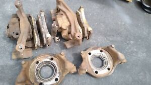 Lincoln Versailles Ford 9 inch Disc Brake Parts