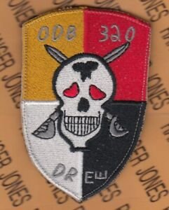 3rd Special Forces Group Airborne SFGA ODB 320 w hook 4quot; pocket patch $10.00