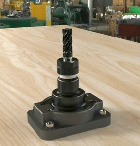 Billet Cat 40 Tool Holder Fixture For Tightening Vise And Mounting