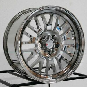 16x8 Platinum Wheels Xxr 531 4x100 4x114 3 0 set Of 4