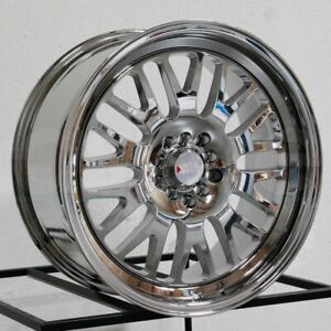 16x8 Platinum Wheel Xxr 531 4x100 4x114 3 0 1