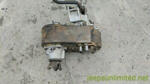 Dana 300 Short Shaft Tail Housing Transfer Case Assembly With Shifter C300 15 2