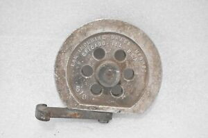 The Imperial Brass Mfg Co 5 8 Bender Form Wheel And Handle