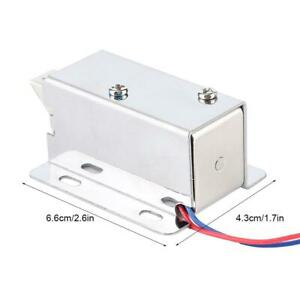 Electric Magnetic Lock Miniature Electromagnetic Lock For Door Cabinets Yg
