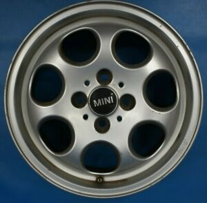 Mini Clubman Cooper 2002 2014 Used Oem Wheel 15x5 5 Factory 15 Rim