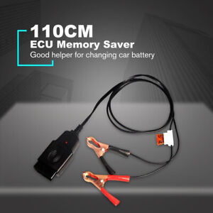 Professional Universal Obd2 Car Battery Replacement Emergency Power Supply Cable